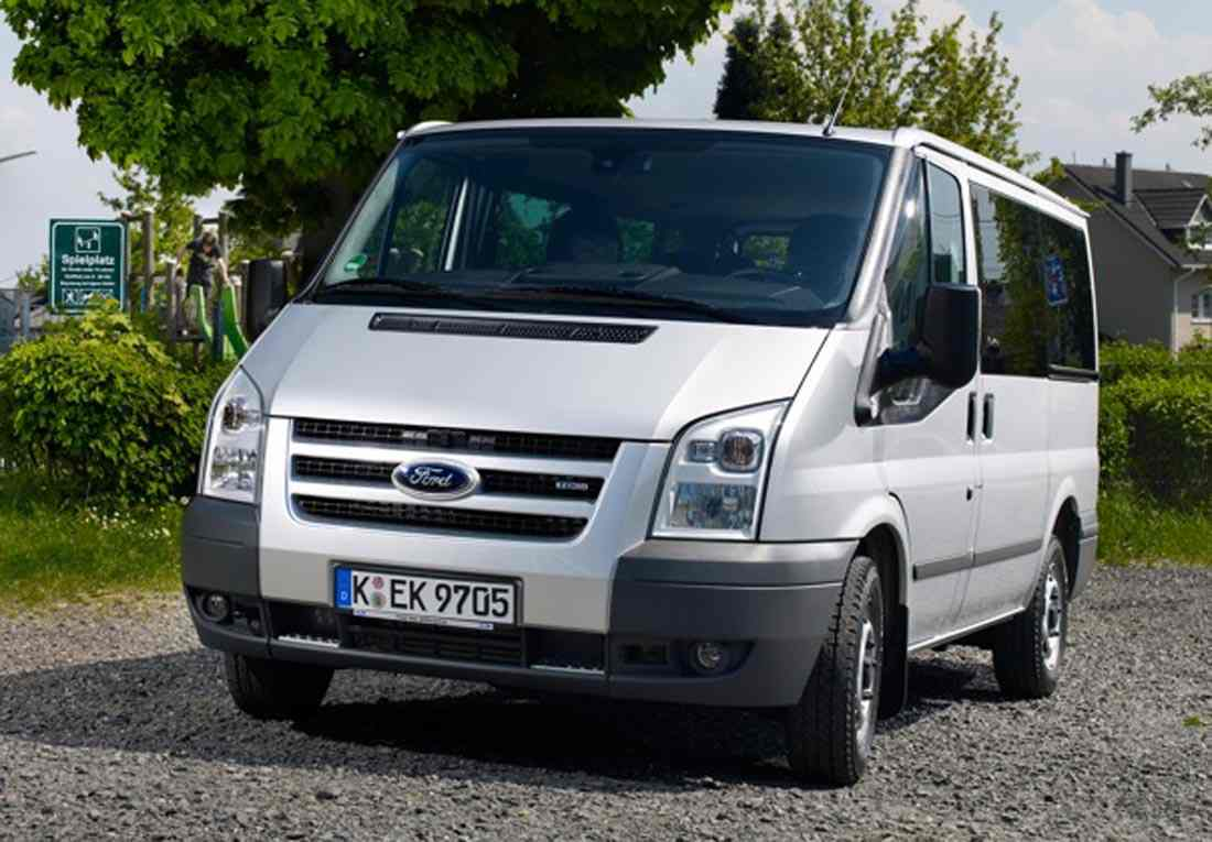 фото Ford Transit Limited van
