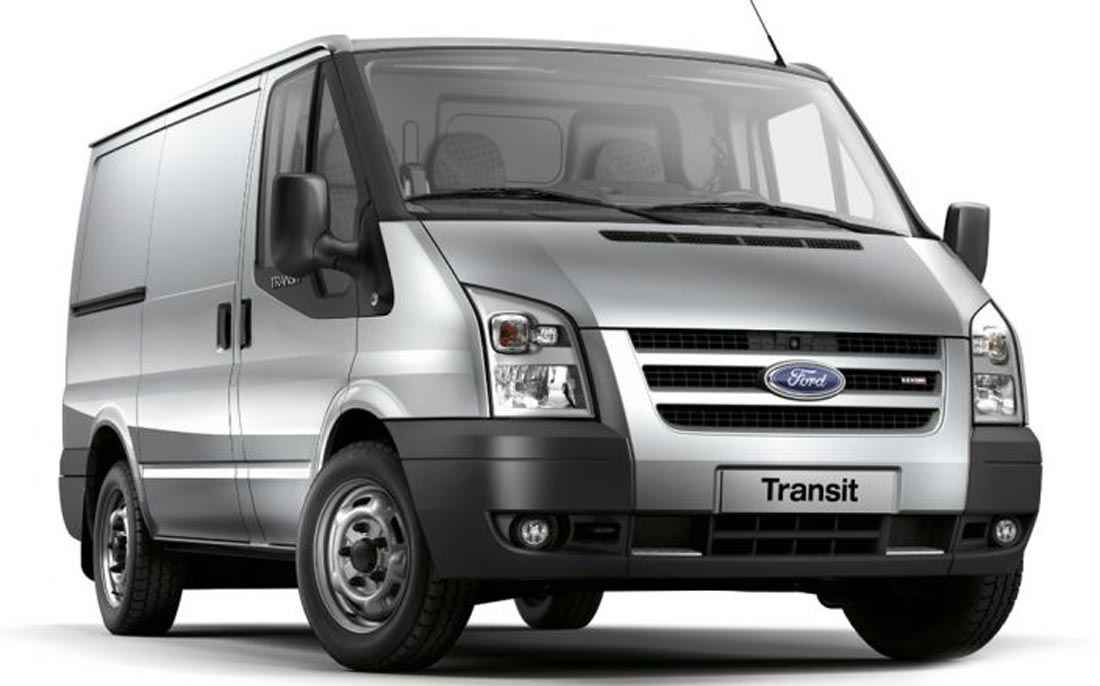 фото Ford transit trend