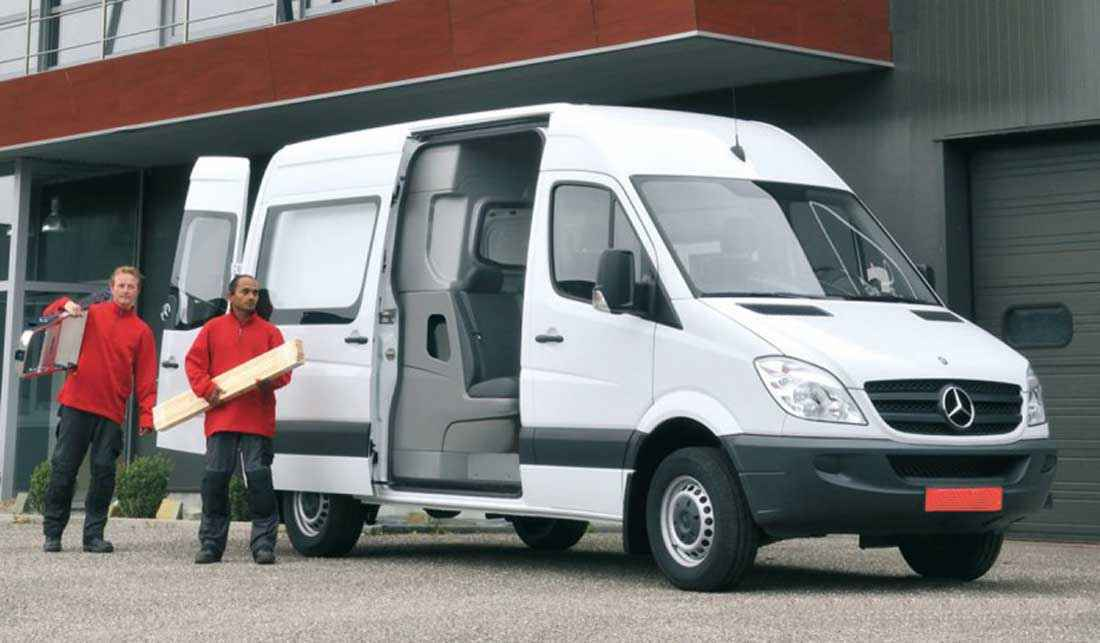 Mercedes-Benz Sprinter 316 NGT