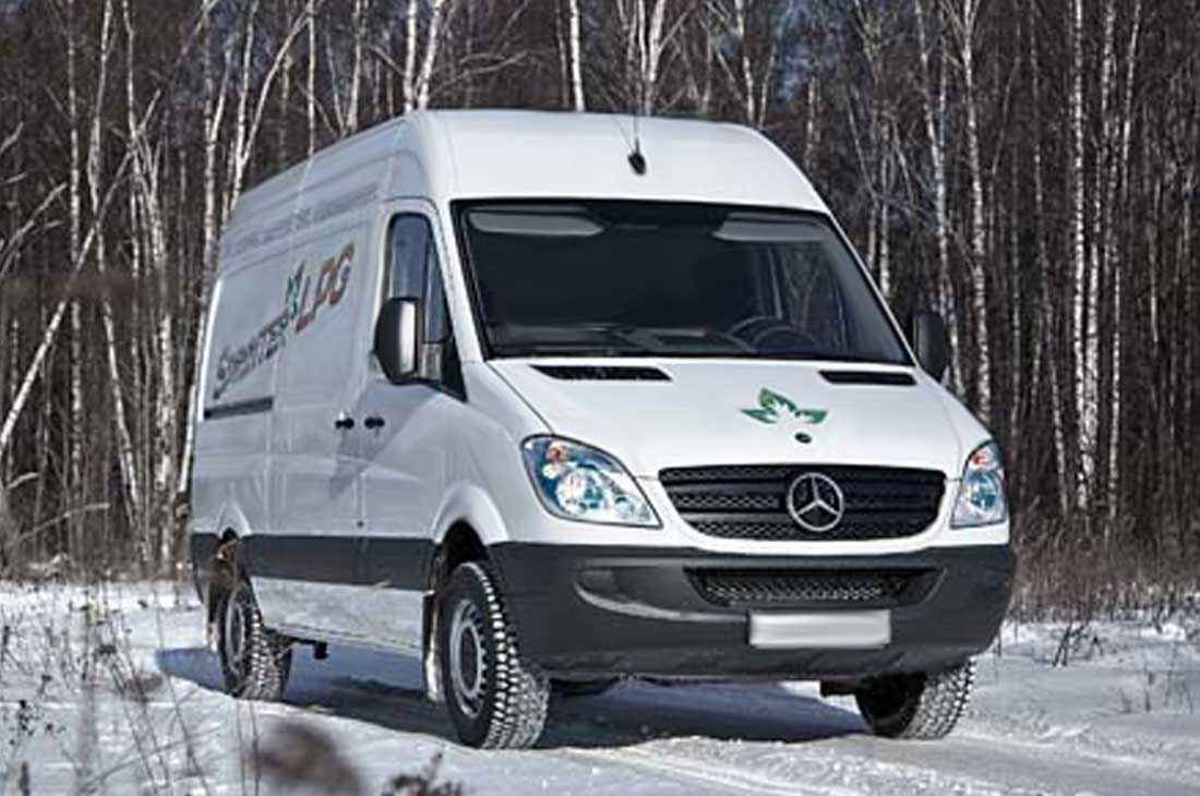 фото Mercedes-Benz Sprinter 316