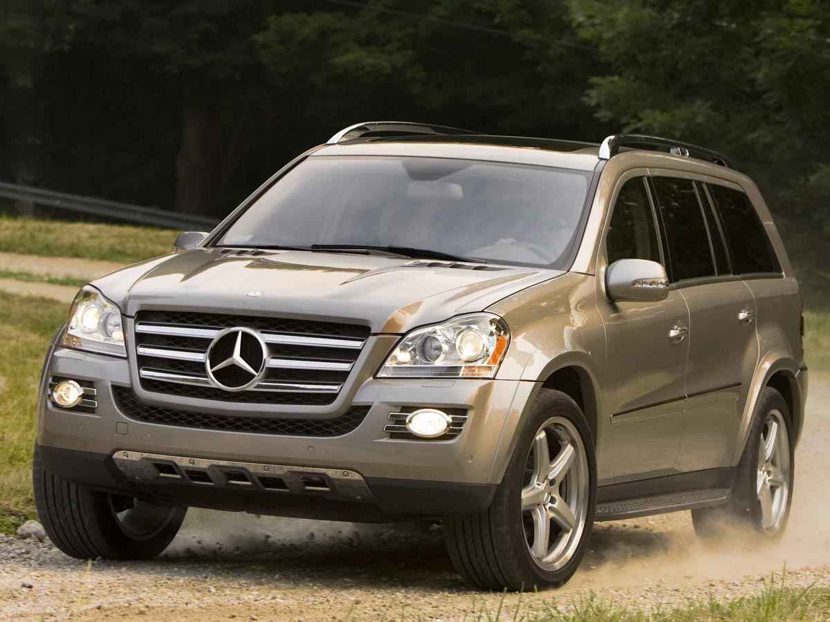 фото Mercedes-Benz GL X164