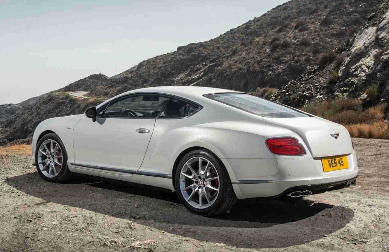 Престижный Bentley Continental GT V8 S