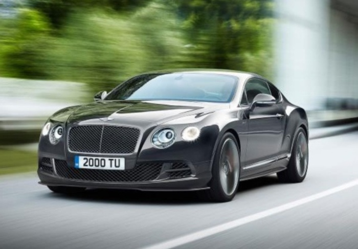 фото Flying Spur