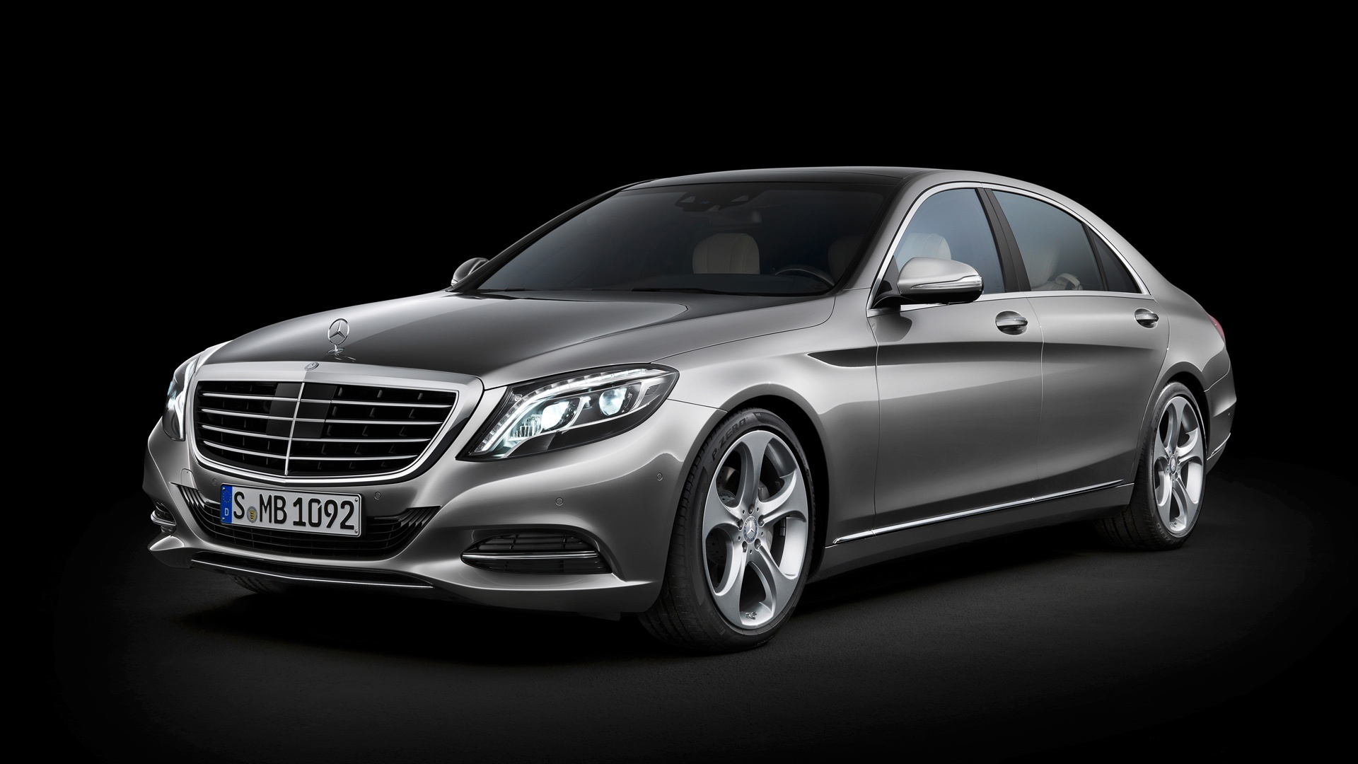 фото Mercedes-Benz s500 L 4matic