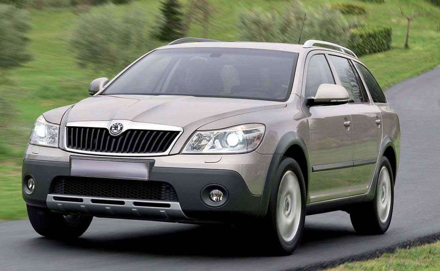 KODA AUTO Россия объявляет цены на универсал