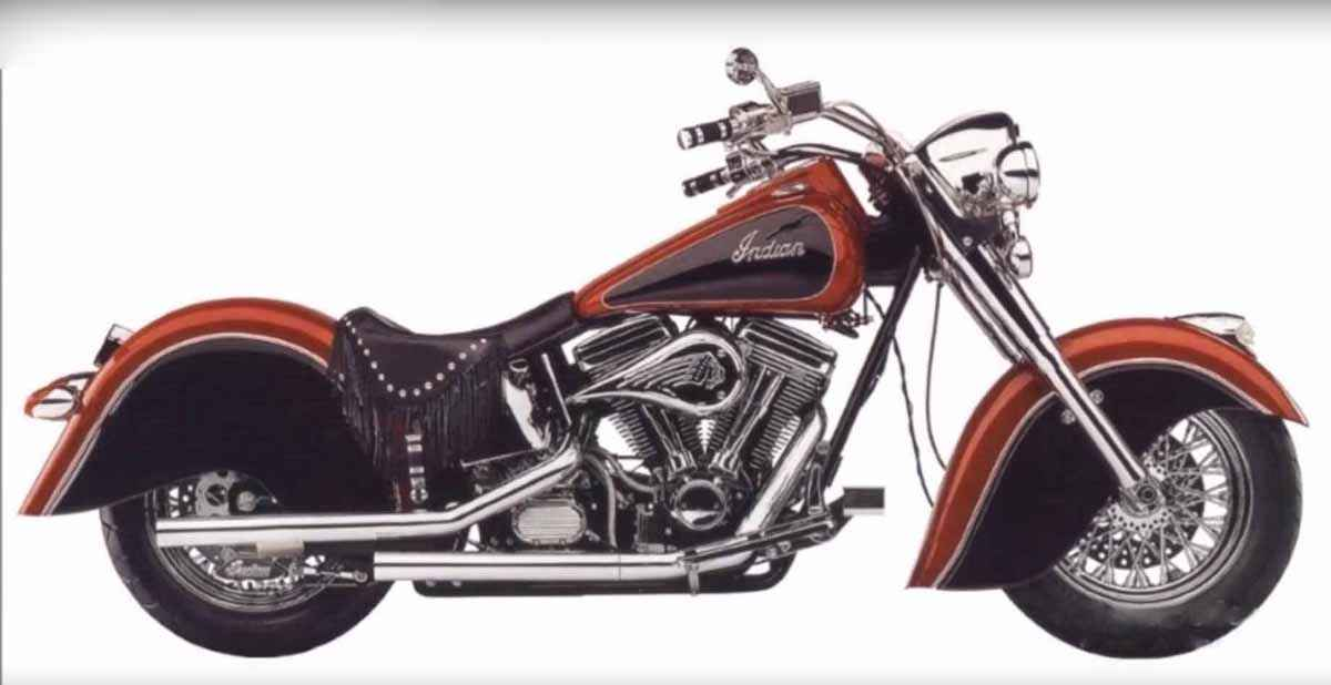 фото Indian Chief 1990