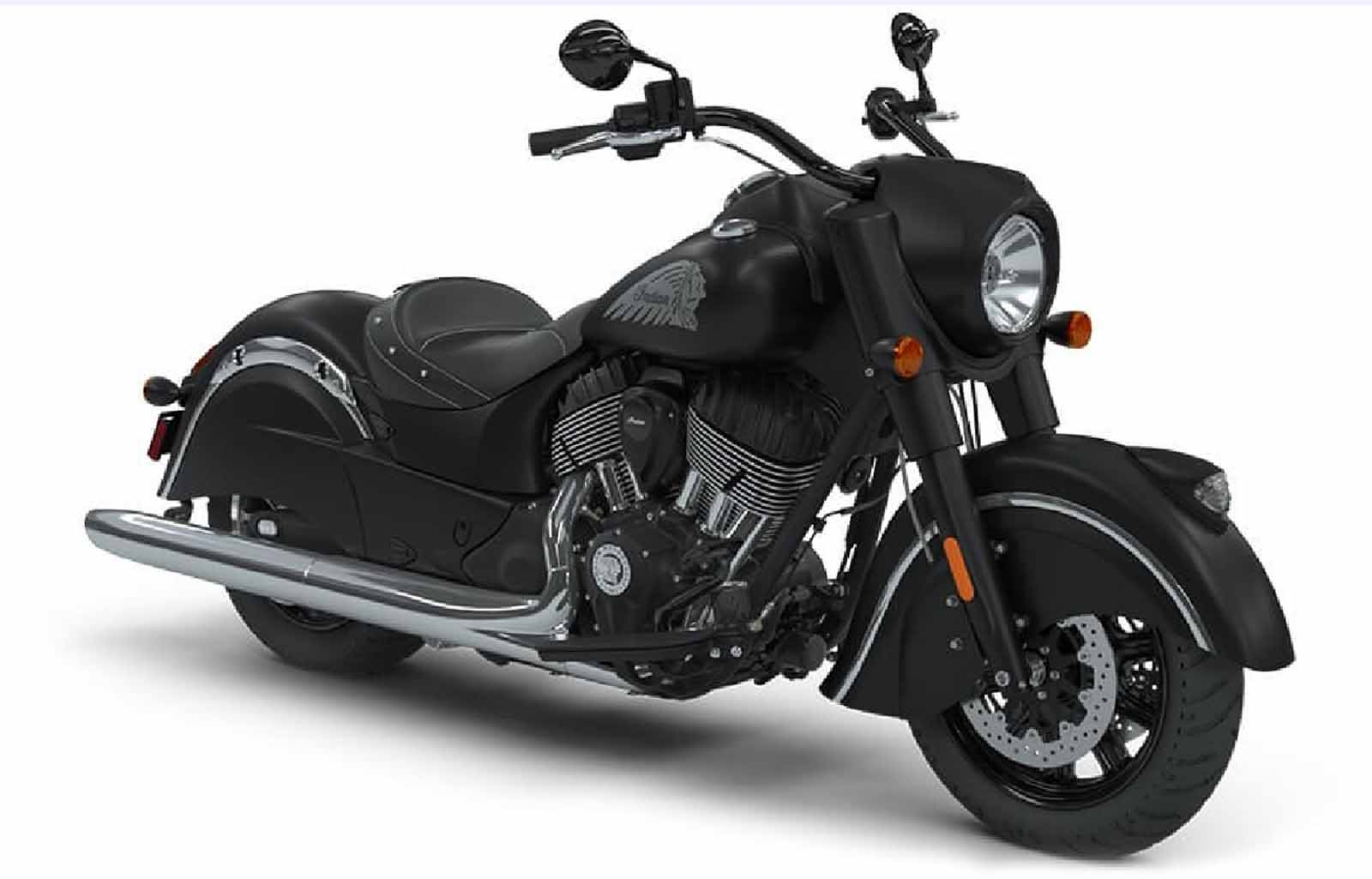 фото Indian Chief Dark Horse