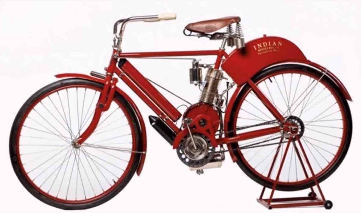 Фото мотоцикла Indian 1904