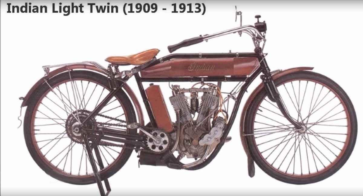 фото мотоциклов Indian Indian 1910