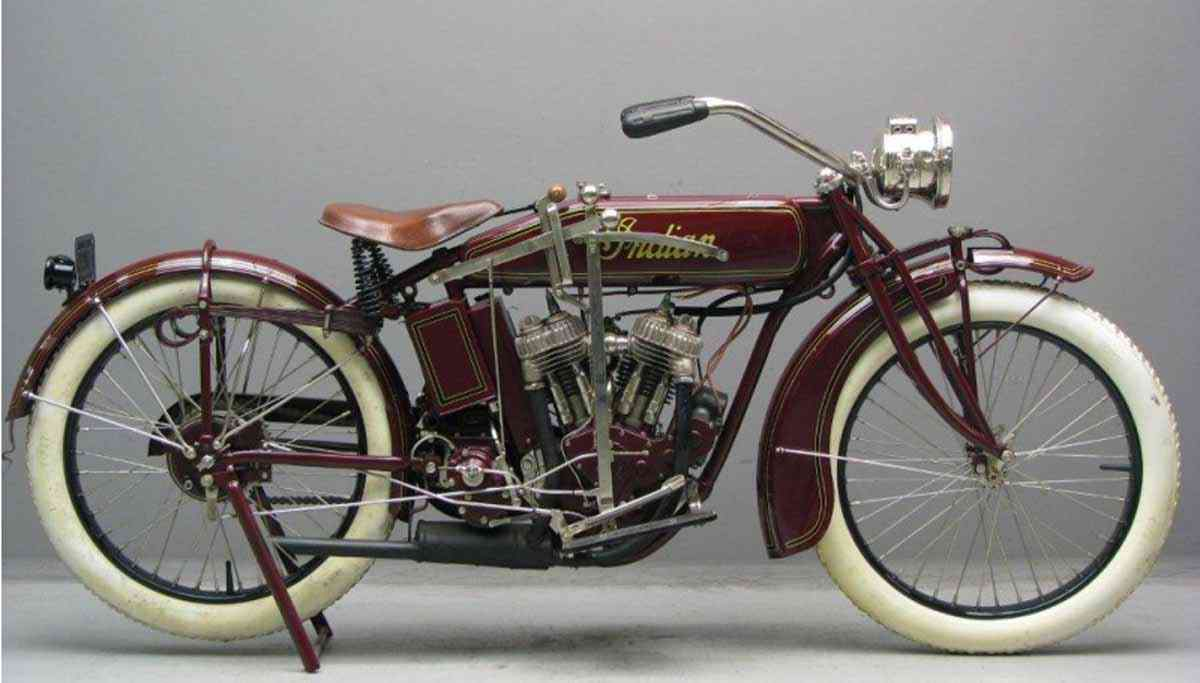 фото Indian Powerplus 1918